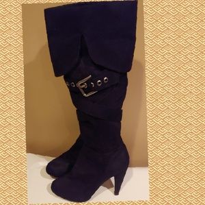 Shoes - Knee high boots.